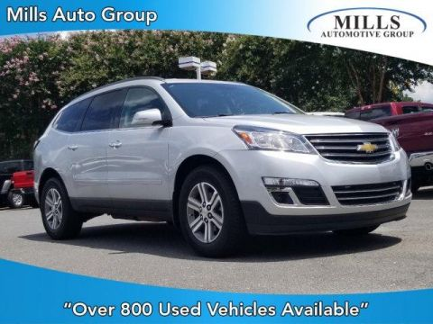 Pre-Owned 2016 Chevrolet Traverse AWD 4dr LT w/2LT
