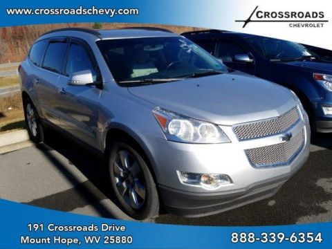 Pre-Owned 2012 Chevrolet Traverse AWD 4dr LTZ