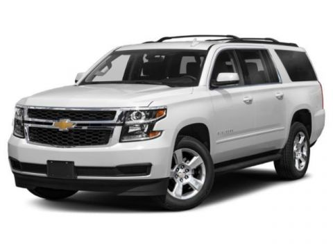 Pre-Owned 2018 Chevrolet Suburban 4WD 4dr 1500 LT