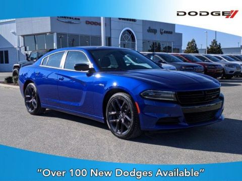 New 2020 DODGE Charger SXT RWD RWD Sedan