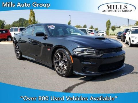 Certified Pre-Owned 2018 Dodge Charger R/T Scat Pack RWD