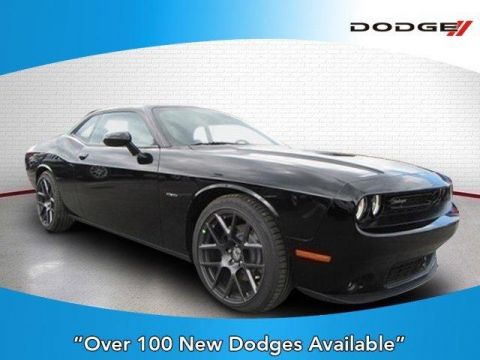 New 2016 DODGE Challenger 2dr Cpe R/T Plus Shaker