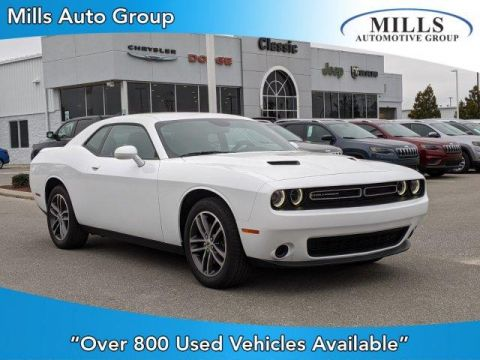 Pre-Owned 2019 Dodge Challenger SXT AWD