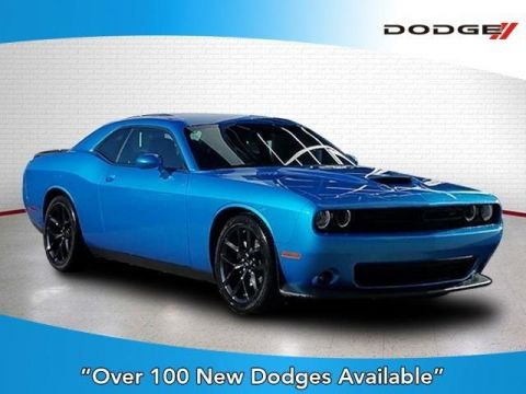 New 2019 DODGE Challenger GT RWD