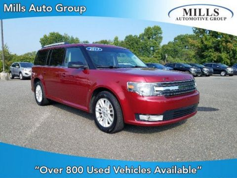 Pre-Owned 2013 Ford Flex 4dr SEL FWD