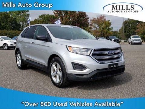 Pre-Owned 2016 Ford Edge 4dr SE FWD