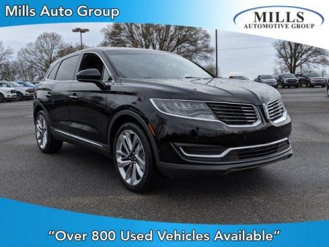 2016 Lincoln MKX FWD 4dr Black Label
