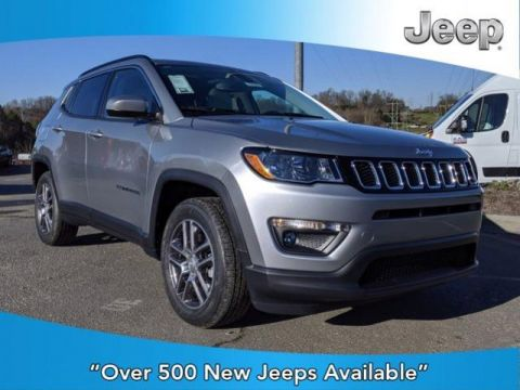 2020 JEEP Compass Latitude w/Sun/Wheel Pkg FWD *Ltd A