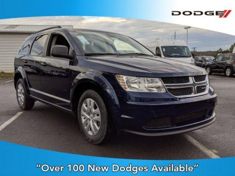 New 2020 DODGE Journey SE Value FWD FWD Sport Utility