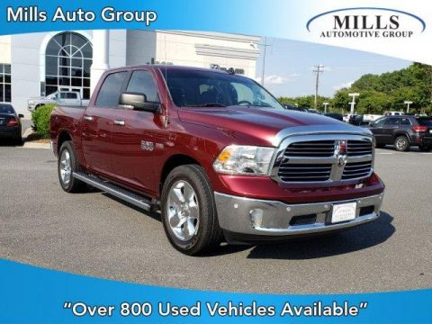 Pre-Owned 2016 Ram 1500 2WD Crew Cab 140.5 Big Horn