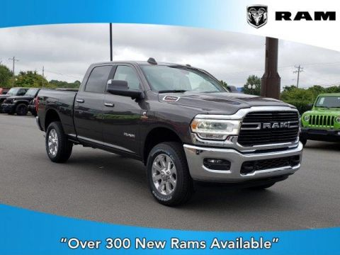 2019 RAM 2500 Big Horn 4x4 Crew Cab 6'4 Box