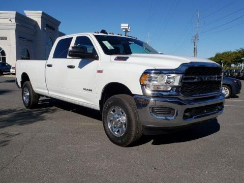 New 2019 RAM 2500 Tradesman 4x4 Crew Cab 8' Box