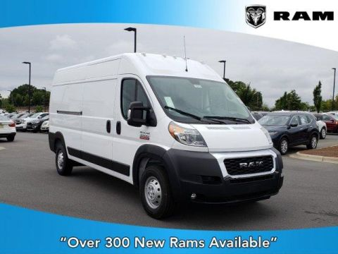 New 2019 RAM ProMaster 3500 High Roof 159 WB