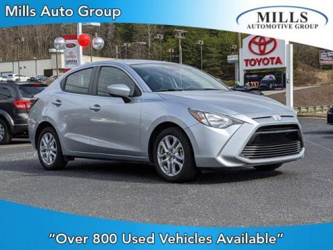 Pre-Owned 2018 Toyota Yaris iA Manual