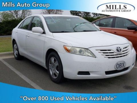 2007 Toyota Camry 4dr Sdn I4 Auto LE