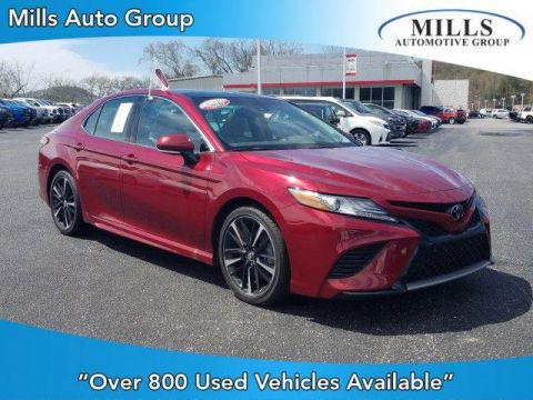 Pre-Owned 2018 Toyota Camry XSE V6 Auto