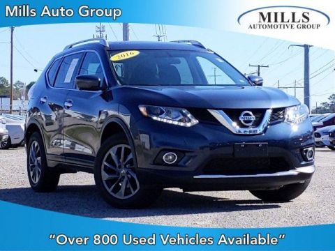 Pre-Owned 2016 Nissan Rogue AWD 4dr SL