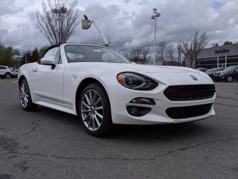 New 2019 FIAT 124 Spider Lusso RWD Convertible