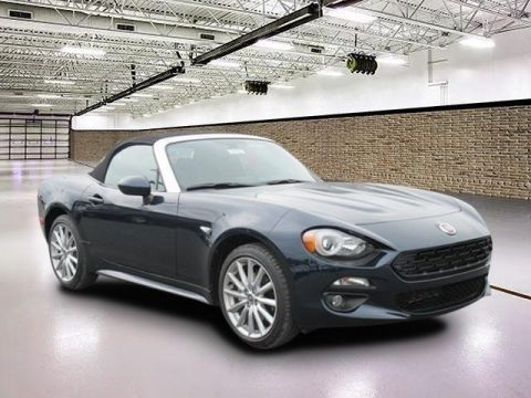 New 2018 FIAT 124 Spider Lusso Convertible