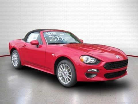 New 2018 FIAT 124 Spider Classica Convertible RWD Convertible