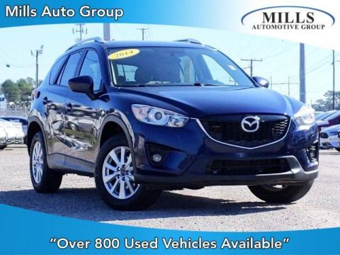 Pre-Owned 2014 Mazda CX-5 FWD 4dr Auto Touring