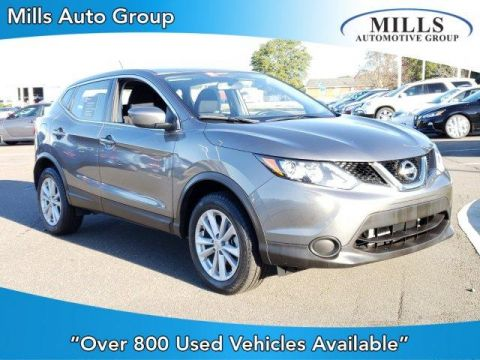 Pre-Owned 2017 Nissan Rogue Sport FWD S