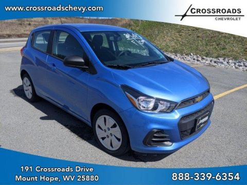Pre-Owned 2017 Chevrolet Spark 5dr HB Man LS FWD 4dr Car