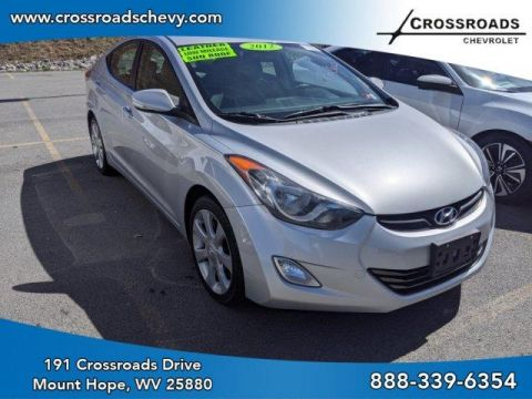 Pre-Owned 2012 Hyundai Elantra 4dr Sdn Auto Limited FWD 4dr Car
