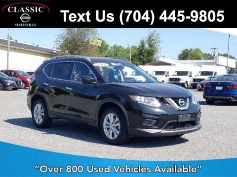 Pre-Owned 2016 Nissan Rogue FWD 4dr SV