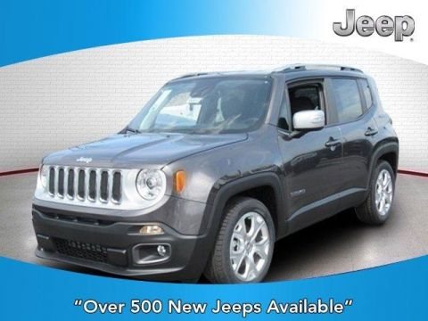 2018 JEEP Renegade Limited FWD